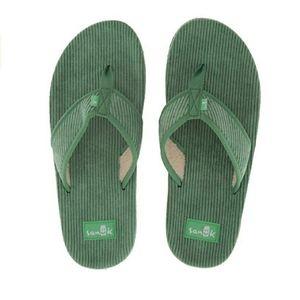 NWT Sanuk Flip Flops